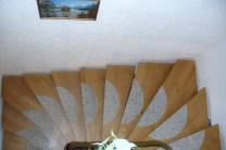 Treppen mit Graniteinlagen 15