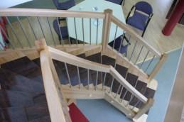 Treppen mit Graniteinlagen 07