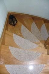 Treppen mit Graniteinlagen 03