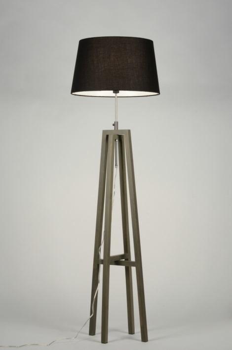 Staande Lamp 30436 Modern Eigentijds Klassiek Landelijk