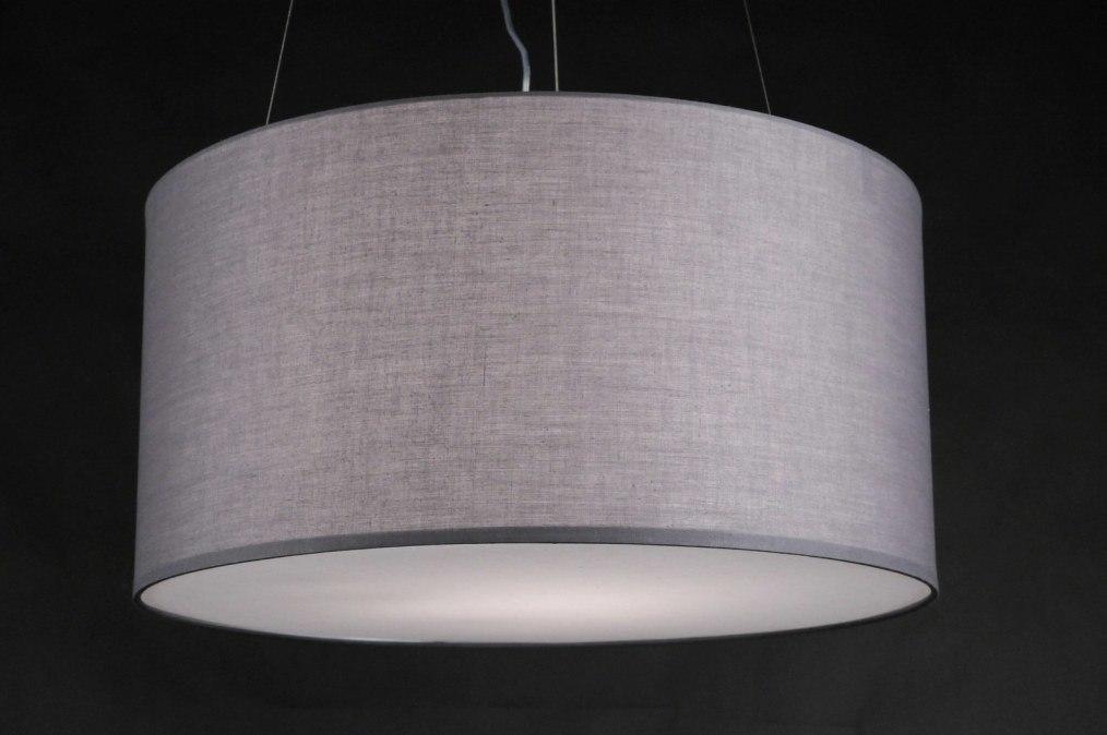 Luxe Slaapkamer Met Hanglamp Grijs  Inspiratie Woonkamer