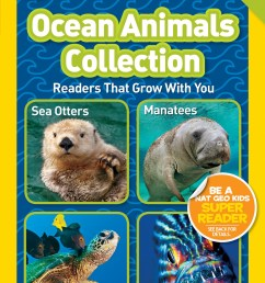 Ocean Animals Collection (National Geographic Kids) Printables [ 2098 x 1400 Pixel ]