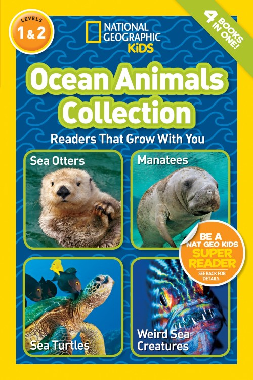 small resolution of Ocean Animals Collection (National Geographic Kids) Printables