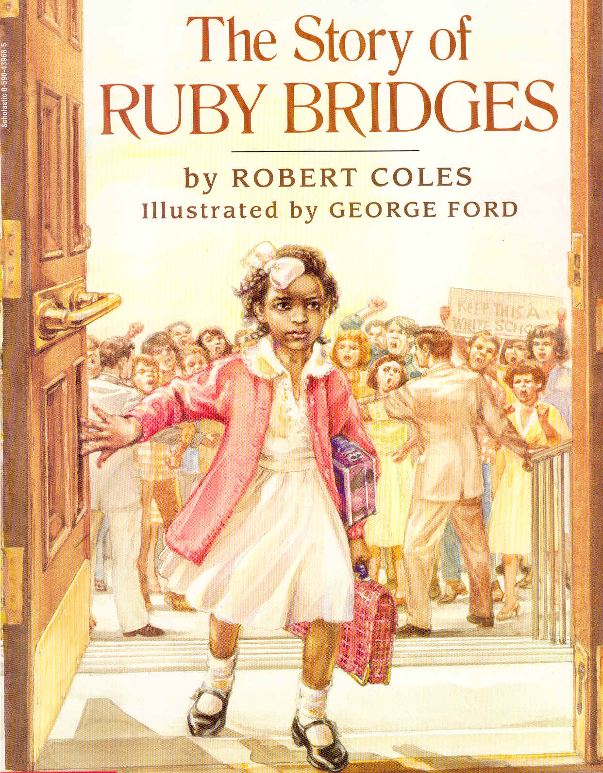 The Story Of Ruby Bridges Printables Classroom Activities