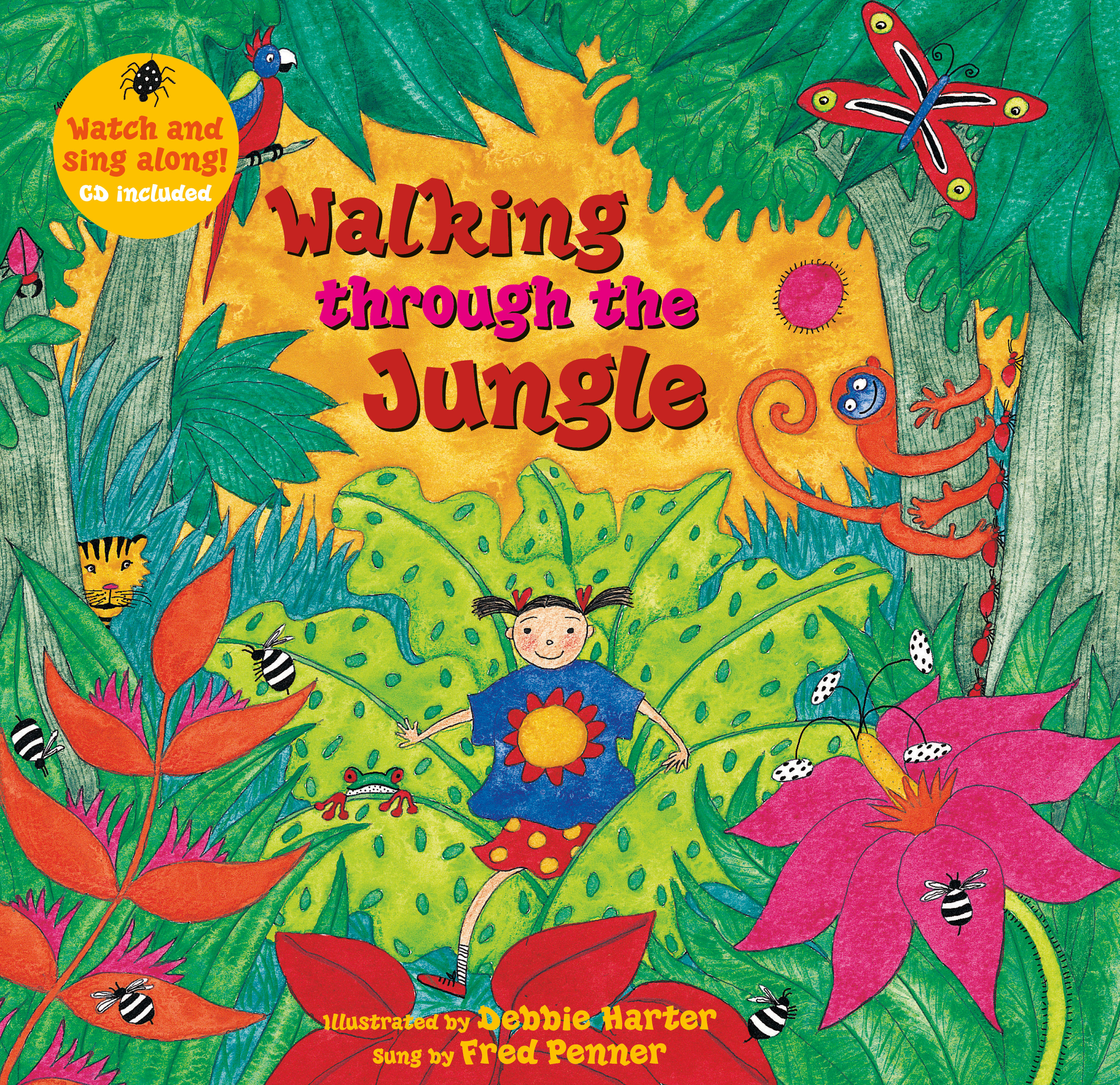 Walking Through The Jungle Printables Classroom