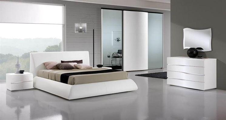 Camere da letto moderne  Arredamento casa  consigli ed