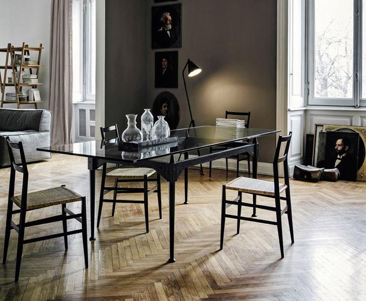 Sedie in legno di design per il soggiorno  Arredamento casa  Arredare con le sedie in legno di