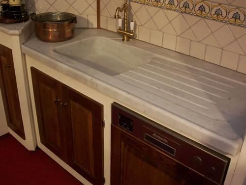 Lavandino Cucina Pietra - Idee di decorazione per interni domestici ...