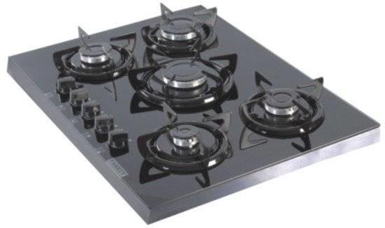 Piano cottura 5 fuochi  Componenti cucina