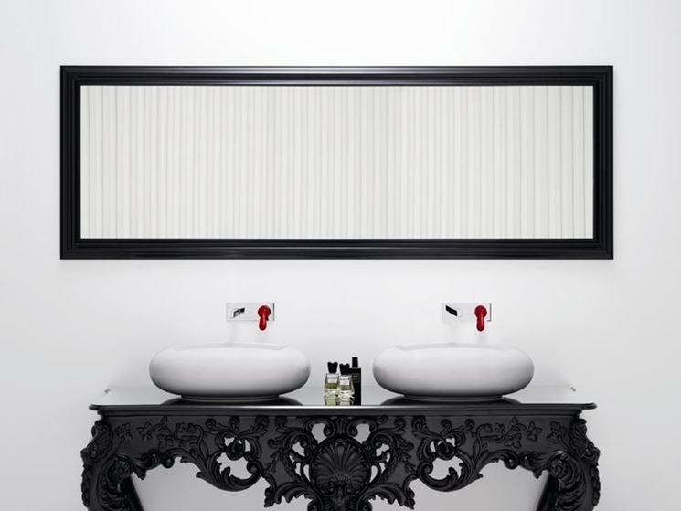 Arredo bagno stile barocco  Bagno  Arredo bagno barocco