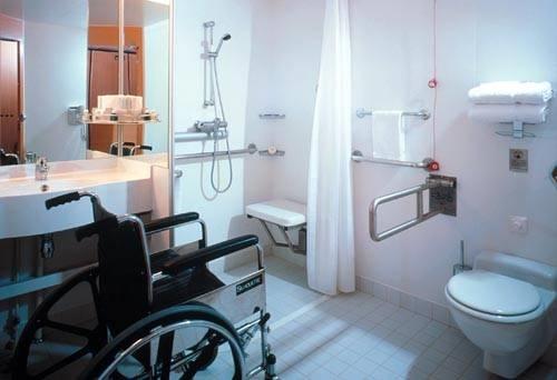 Bagno per disabili  Bagno