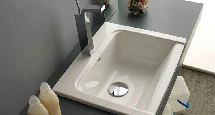 lavabo per lavanderia  Bagno