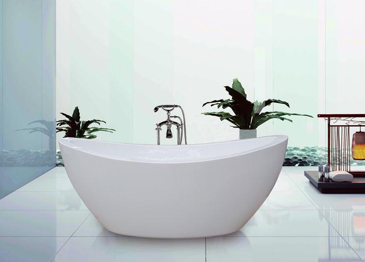 Vasche da bagno extra large  Bagno  i modelli di vasca dalle grandi dimensioni