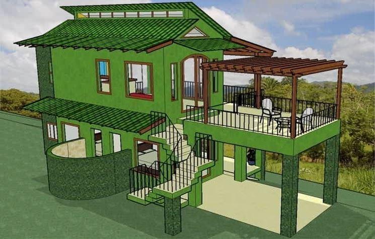 Casa Ecologica Ricerca