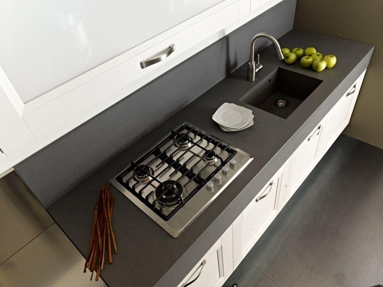 Alternativa al marmo in cucina  Cucina  Opzioni