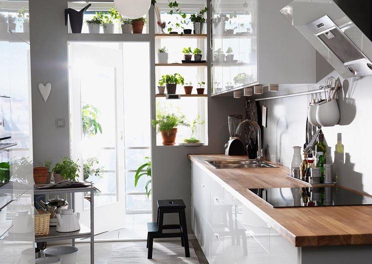 Cucina compatta le soluzioni Ikea  Cucina  Arredo per