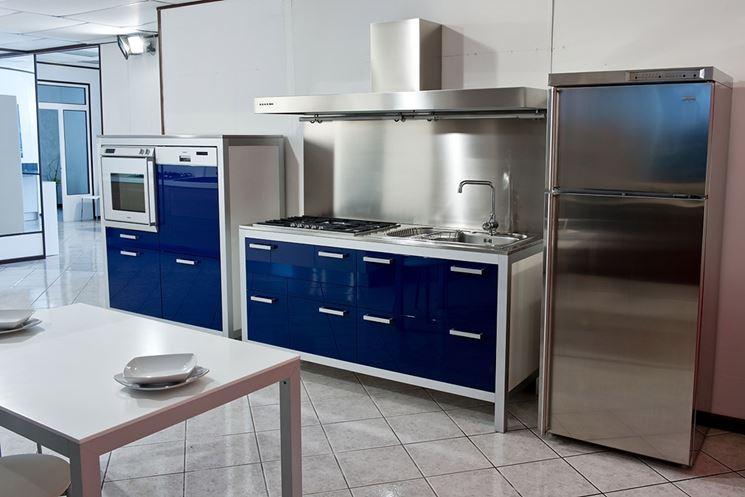 Cucina monoblocco  Cucina  Tipologie di cucine monoblocco