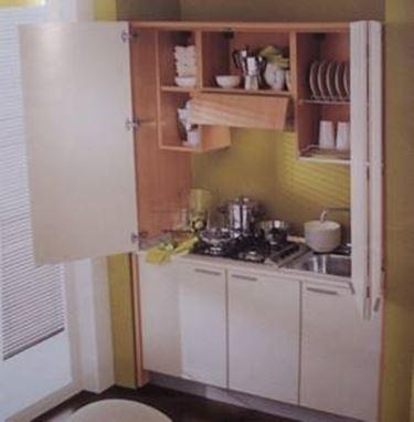 cucine monoblocco a scomparsa  Cucina