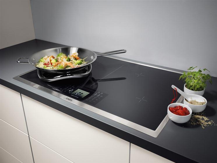 Fornelli a induzione  Cucina  Come funzionano i fornelli ad induzione