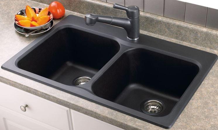 Lavelli in materiale composito per la cucina  Cucina