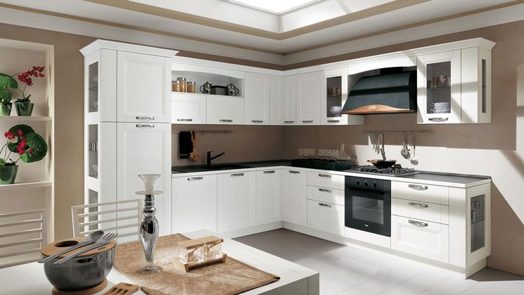 Progetto cucina composizione triangolare  Cucina  idea per progettare la cucina