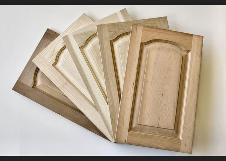 Montaggio ante prefinite in legno  Bricolage  Montare