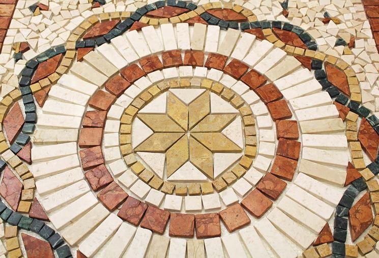 Rosone per pavimento  Bricolage  Realizzare un rosone