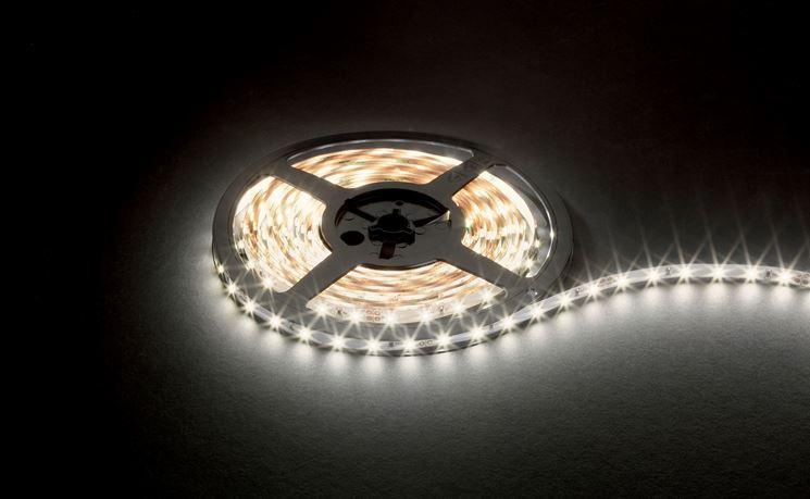 Luci a led per arredare  Illuminazione  Come scegliere le luci a led