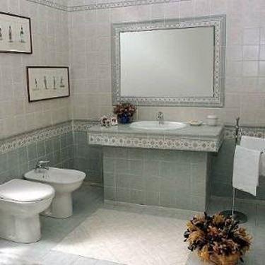 bagno in muratura fai da te  Impianti Idraulici