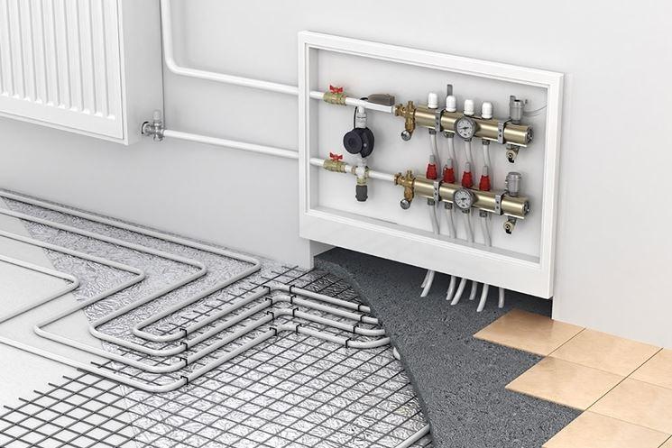 Manutenzione Riscaldamento A Pavimento Riscaldamento Casa