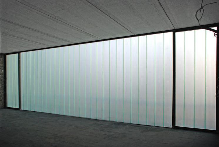 Uglass o profilati di vetro  Materiali per Edilizia  Uglass