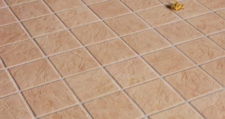 mattonelle per terrazzo  Mattonelle