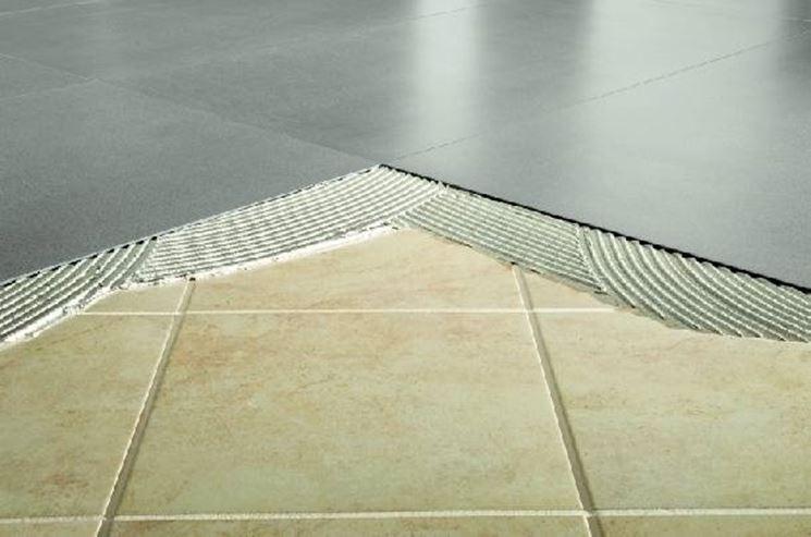gres porcellanato sottile  Pavimentazioni