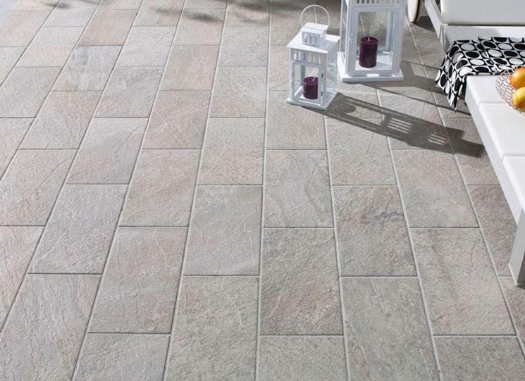 Ceramiche per esterni  Pavimento per esterni