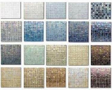 Piastrelle a mosaico  Piastrelle