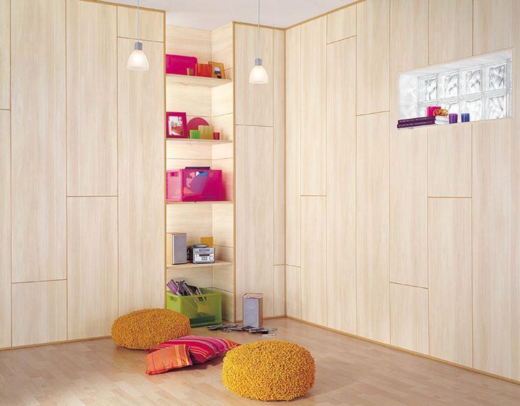 Pannelli in pvc per pareti  Pareti  tipi di pannelli in pvc per pareti