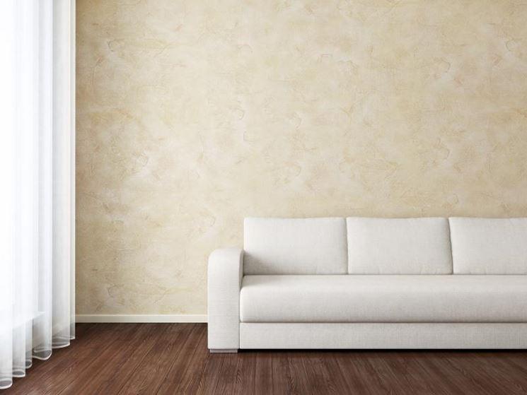 Pareti effetto tamponato  Pitturare  Decorare pareti con pittura tamponato