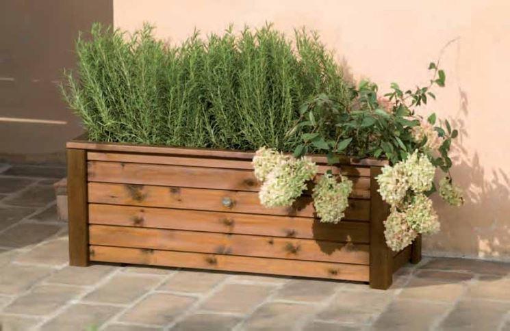 fioriere in legno prezzi  Vasi  quanto costano le