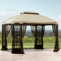 Gazebo Canopy Replacement Covers 10x10