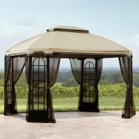 Gazebo Canopy Replacement Covers 10x10 - Pergola Gazebo Ideas