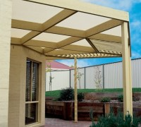 Waterproof Shade Cloth For Pergola - Pergola Gazebo Ideas