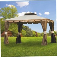 Gazebo Replacement Canopy 10x12