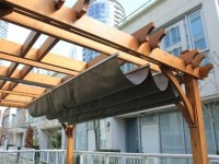 Retractable Pergola Covers | Outdoor Goods