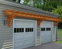 Pergola Over Garage Door Kits - Pergola Gazebo Ideas