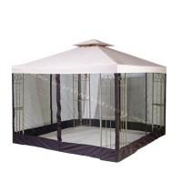 Garden Treasures Pergola Canopy Replacement - Pergola ...