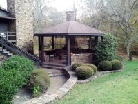 Gazebo Fire Pit - Pergola Gazebo Ideas