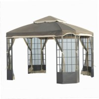 10x12 Gazebo Replacement Canopy