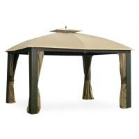 10x12 Gazebo Replacement Canopy - Pergola Gazebo Ideas