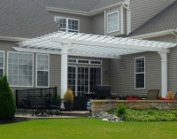Wall Mounted Pergola Designs - Pergola Gazebo Ideas