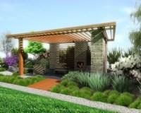 Gazebo Plans With Fireplace - Pergola Gazebo Ideas